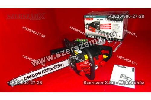 Matrix PCS46-45 Benzines 2,2Lóerős Láncfűrész 45,2cc