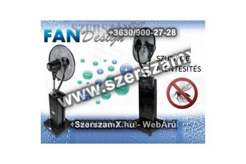Ocean Fresh-120 Klimás párásító álló ventilátor 100W - 40cm