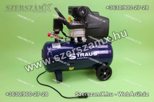 Straus ST/ACP-251F Kompresszor 50Liter 1500W