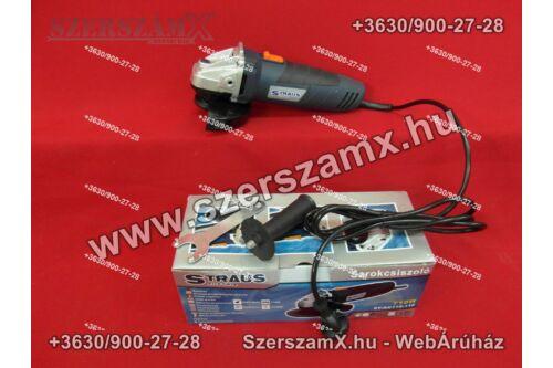 Straus ST/AG115-119 Sarokcsiszoló 115mm 710W