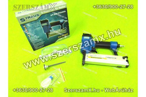 Straus ST/AN-F5040A Pneumatikus Tűző és Szögbelövő