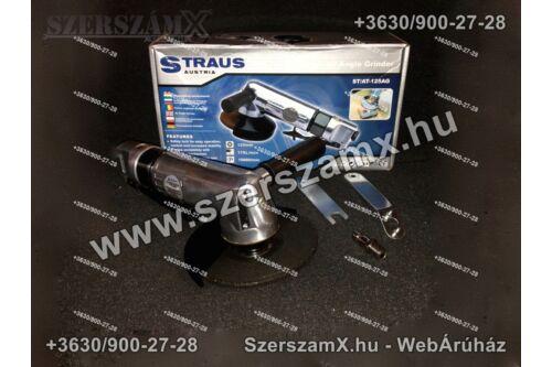 Straus ST/AT-125AG Pneumatikus Sarokcsiszoló 125mm