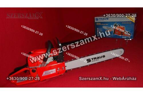 Straus ST/CHS2300G-008 3,0Lóerő Láncfűrész 52cc