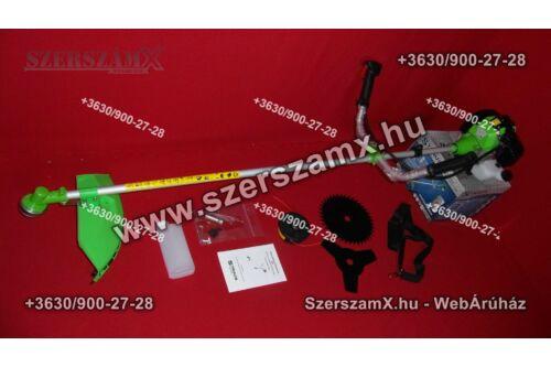 Straus ST/GT2500G-023A Fűkasza 3,5Lóerő 52cc