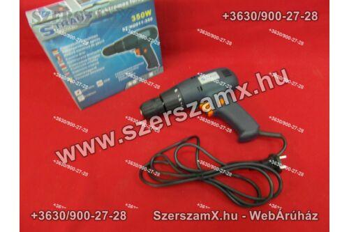 Straus ST/HD011-350 Elektromos Csavarbehajtó 350W - Szerszám Szerszam Szerszámok Szerszamok Barkacs Barkács Fűkasza Láncfűrész Bozótvágó Kertészet Gép Hegesztő Hegesztéstechnika