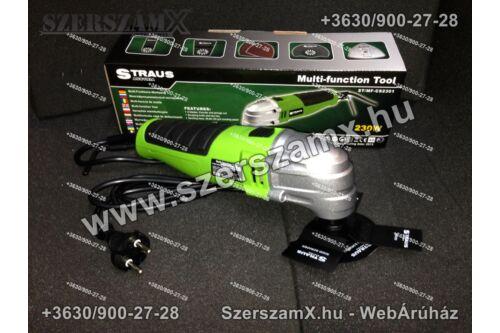Straus ST/MF-CS2301 Multifunkciós Kézi Szerszám 230W
