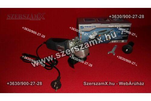 Straus ST/AG125-109 Sarokcsiszoló 125mm 900W