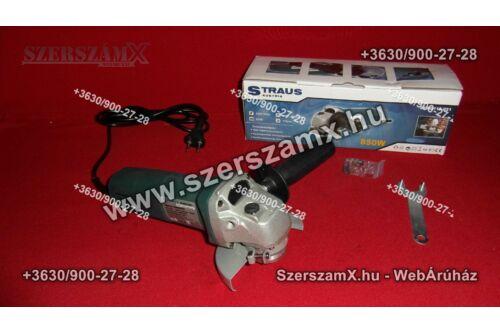 Straus ST/AG125-150 Sarokcsiszoló 125mm 850W szabályzós