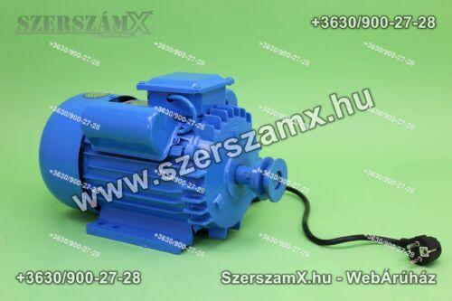 Villanymotor 2,5kW 220V-50Hz 1500/min