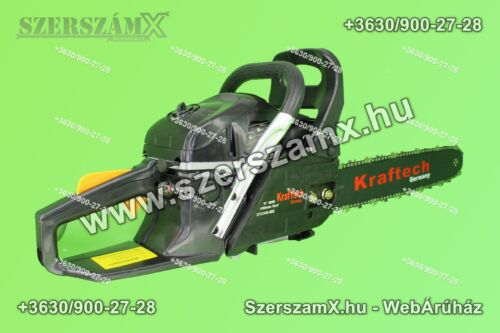 Kraftech KF/CS52G-500R benzinmotoros láncfűrész
