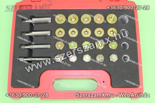 Silver SL10495 Olajteknő Menetjavító készlet