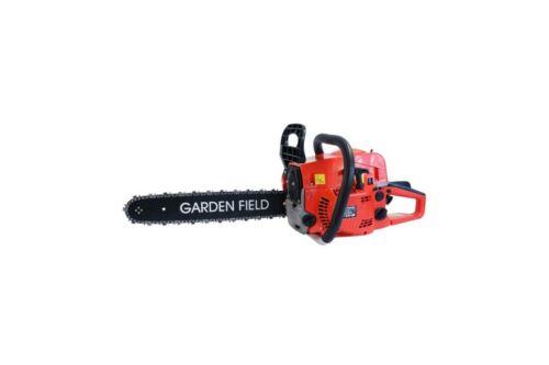 GardenField GF/CH52G-500B Benzines Láncfűrész 52cc 3LE