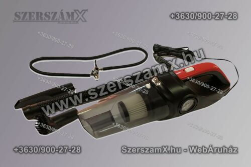 Straus ST/CCP-3IN1 Autó Porszivó és Kompresszor 12V