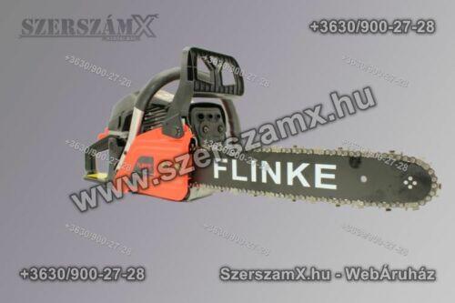 Flinke FK9990 Láncfűrész 4,5Lóerő és 58Köbcenti