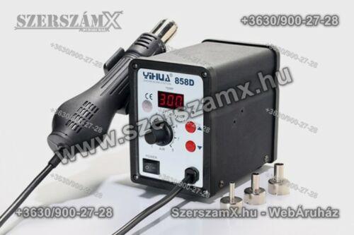 Yihua YH858d SMD Forrasztóállomás 650W