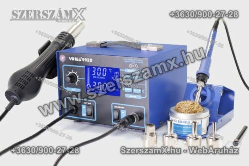 Yihua YH992D PID Forrasztóállomás 2-funkciós 720W