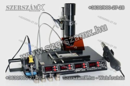 Yihua YH1000B BGA Infravörös Forrasztóállomás 4-funkciós 1415W