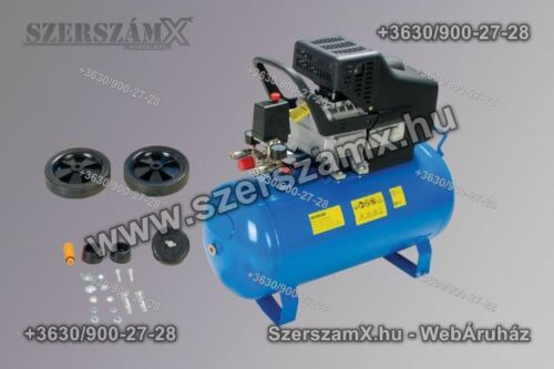 Flinke FL/ACP250 Légkompresszor 50L  210L/perc