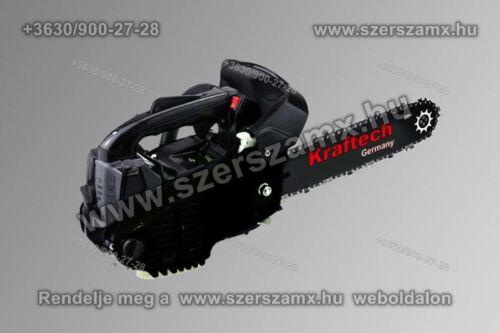 KrafTech KT/CHSm35S Egykezes Gallyazó Láncfűrész 37cc 3,5HP
