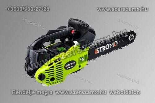 Stromo SC2500 Egykezes Gallyazó Láncfűrész 37cc 3,5HP
