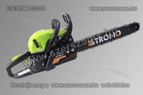 Stromo SC4100 - Benzinmotoros Láncfűrész 73cc 5,8HP - Szerszám Szerszam Szerszámok Szerszamok Barkacs Barkács Fűkasza Láncfűrész Bozótvágó Kertészet Gép Hegesztő Hegesztéstechnika