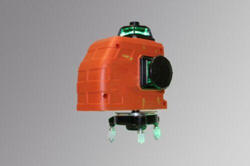 Haina HM6393 12vonalas önbeállós Szintező Zöld lézerrel 360°