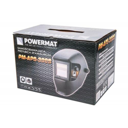 PowerMat PM-APS-300B Pajzs - Szerszám Szerszam Szerszámok Szerszamok Barkacs Barkács Fűkasza Láncfűrész Bozótvágó Kertészet Gép Hegesztő Hegesztéstechnika