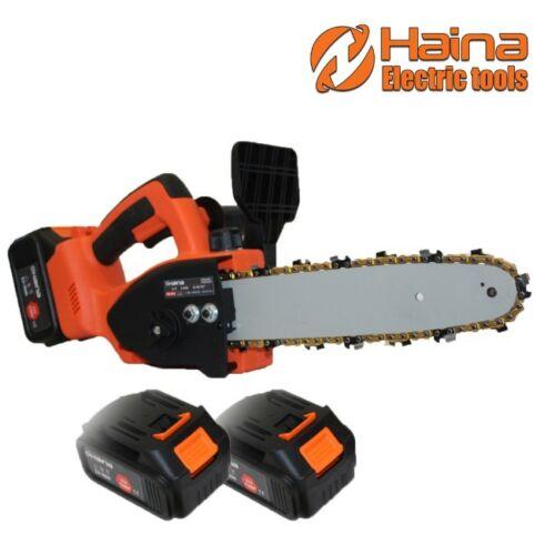 Haina HM-6792 mini Akkumulátoros Láncfűrész 21V 30cm