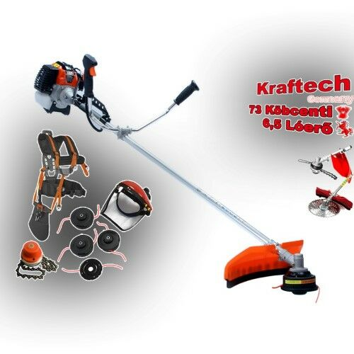 KrafTech KT-RX680.Pro Fűkasza 6,2Lóerős 73ccm RX680 Professional