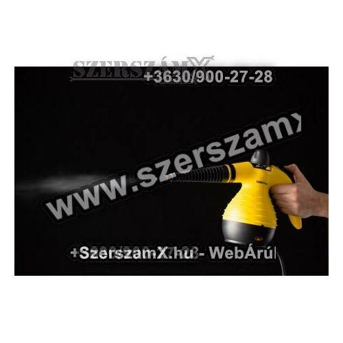 Fandesign FD-OP-1050 Sárga Gőztisztító 1050W 3,2BAR - Szerszám Szerszam Szerszámok Szerszamok Barkacs Barkács Fűkasza Láncfűrész Bozótvágó Kertészet Gép Hegesztő Hegesztéstechnika