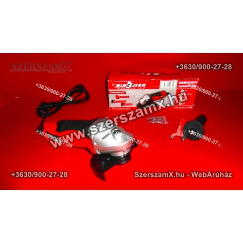 Kinstorm - KS/AG 0933-960 Sarokcsiszoló 125mm 960W Szabályzós - Szerszám Szerszam Szerszámok Szerszamok Barkacs Barkács Fűkasza Láncfűrész Bozótvágó Kertészet Gép Hegesztő Hegesztéstechnika