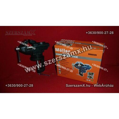 Möller MR60505 Asztali Satu 60mm asztalra felszerelhető - Szerszám Szerszam Szerszámok Szerszamok Barkacs Barkács Fűkasza Láncfűrész Bozótvágó Kertészet Gép Hegesztő Hegesztéstechnika