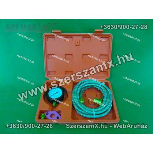 Möller MR70412 Kipufogógáz Nyomásmérő készlet - Szerszám Szerszam Szerszámok Szerszamok Barkacs Barkács Fűkasza Láncfűrész Bozótvágó Kertészet Gép Hegesztő Hegesztéstechnika