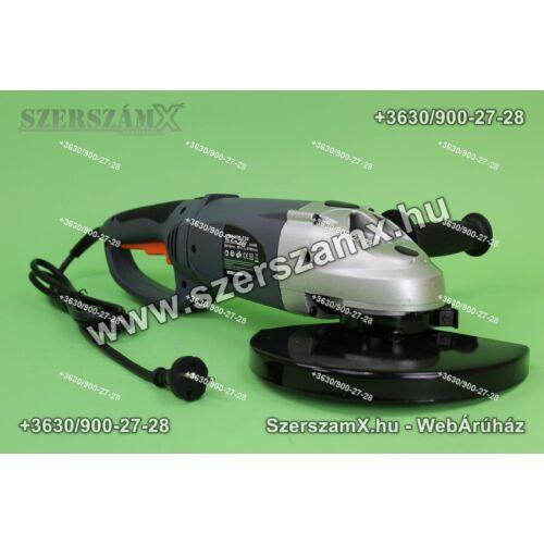 Kinpow S1M-HW-230 Sarokcsiszoló Flex 230mm 2050W - Szerszám Szerszam Szerszámok Szerszamok Barkacs Barkács Fűkasza Láncfűrész Bozótvágó Kertészet Gép Hegesztő Hegesztéstechnika