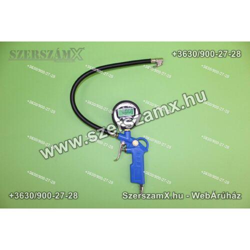 Straus ST/AT-TGD Pneumatikus Keréknyomásmérő Digitális - Szerszám Szerszam Szerszámok Szerszamok Barkacs Barkács Fűkasza Láncfűrész Bozótvágó Kertészet Gép Hegesztő Hegesztéstechnika