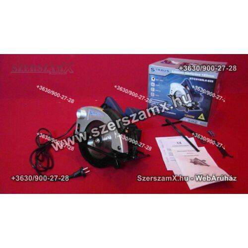 Straus ST/CS185LS-825 Kézi Körfűrész 1200W Lézeres - Szerszám Szerszam Szerszámok Szerszamok Barkacs Barkács Fűkasza Láncfűrész Bozótvágó Kertészet Gép Hegesztő Hegesztéstechnika