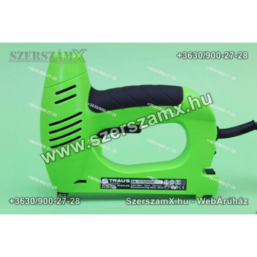Straus ST/ES-2002 Tűzőgép és Szögbelövő - Szerszám Szerszam Szerszámok Szerszamok Barkacs Barkács Fűkasza Láncfűrész Bozótvágó Kertészet Gép Hegesztő Hegesztéstechnika