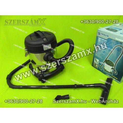 Straus ST/EVC1500-001 Ipari Porszívó 1500W 20L - Szerszám Szerszam Szerszámok Szerszamok Barkacs Barkács Fűkasza Láncfűrész Bozótvágó Kertészet Gép Hegesztő Hegesztéstechnika