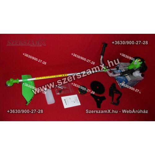 KT/GT2500G-023A Fűkasza 3,5Lóerő 52cc - Szerszám Szerszam Szerszámok Szerszamok Barkacs Barkács Fűkasza Láncfűrész Bozótvágó Kertészet Gép Hegesztő Hegesztéstechnika