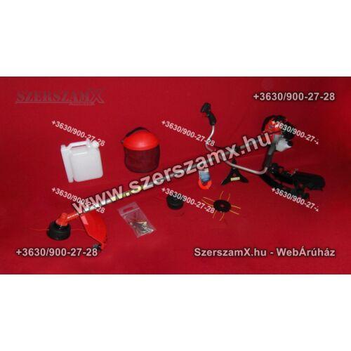 Straus ST/GT2500G-027R Fűkasza 3,5Lóerő 52cc 10in1 - Szerszám Szerszam Szerszámok Szerszamok Barkacs Barkács Fűkasza Láncfűrész Bozótvágó Kertészet Gép Hegesztő Hegesztéstechnika