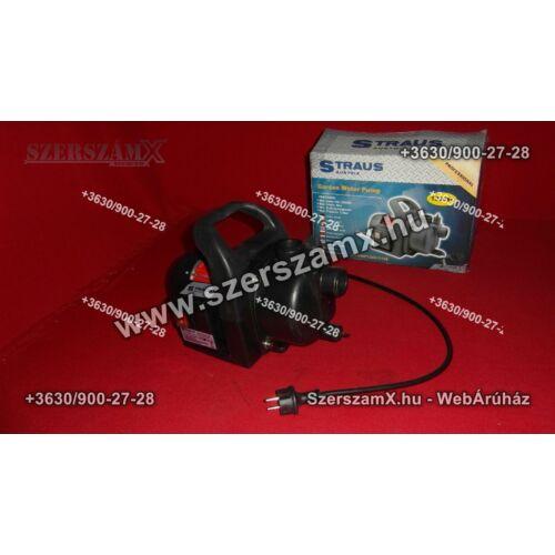 Straus ST/GWP1200-1188 Kerti Szivattyú 1200W - Szerszám Szerszam Szerszámok Szerszamok Barkacs Barkács Fűkasza Láncfűrész Bozótvágó Kertészet Gép Hegesztő Hegesztéstechnika