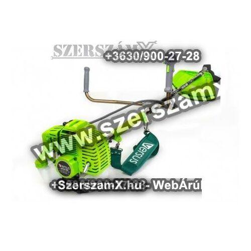 Versus Benzinmotoros Fűkasza 4,2Lóerő Bozótvágó - Szerszám Szerszam Szerszámok Szerszamok Barkacs Barkács Fűkasza Láncfűrész Bozótvágó Kertészet Gép Hegesztő Hegesztéstechnika