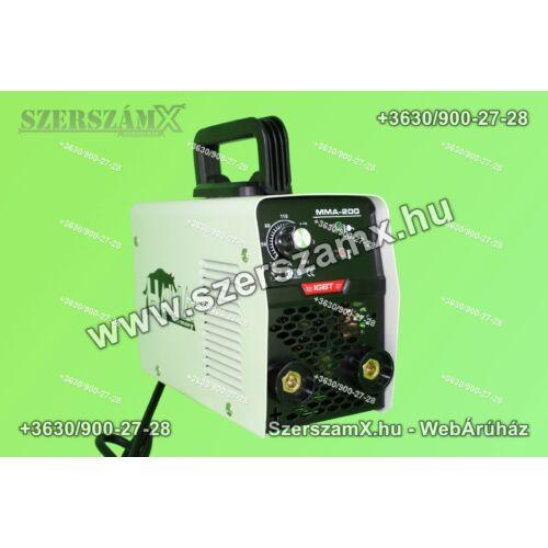 Haina M153-MM200 Inverteres Hegesztő 200Amper - Szerszám Szerszam Szerszámok Szerszamok Barkacs Barkács Fűkasza Láncfűrész Bozótvágó Kertészet Gép Hegesztő Hegesztéstechnika