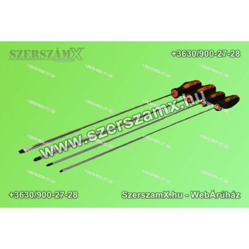 Möller MR70476 Csavarhúzó készlet 450mm - Szerszám Szerszam Szerszámok Szerszamok Barkacs Barkács Fűkasza Láncfűrész Bozótvágó Kertészet Gép Hegesztő Hegesztéstechnika