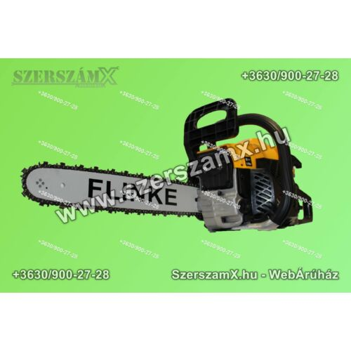 Flinke FK-9900 Láncfűrész 4,9Lóerő - Szerszám Szerszam Szerszámok Szerszamok Barkacs Barkács Fűkasza Láncfűrész Bozótvágó Kertészet Gép Hegesztő Hegesztéstechnika