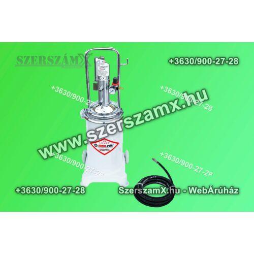 MarPol M78059 Pneumatikus Ipari Gépi Zsírzó 15Liter - Szerszám Szerszam Szerszámok Szerszamok Barkacs Barkács Fűkasza Láncfűrész Bozótvágó Kertészet Gép Hegesztő Hegesztéstechnika