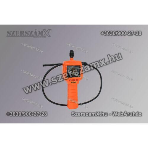 """Hoyo HM-6249 Endoszkóp Vizsgáló Kamera 2,4""""LCD - Szerszám Szerszam Szerszámok Szerszamok Barkacs Barkács Fűkasza Láncfűrész Bozótvágó Kertészet Gép Hegesztő Hegesztéstechnika"""