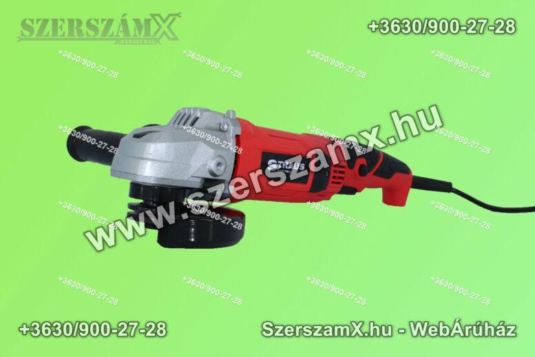 Straus ST/AG125-1450 Sarokcsiszoló 125mm 1450W Szabályzós