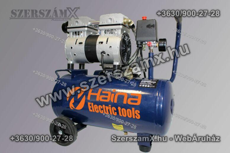 Haina HM6325 Néma Kompresszor 30Liter 1000W