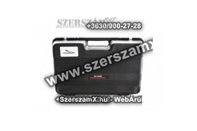 Powermat BR-40MR-PRO Fúrókalapács 2600W SDS-MAX